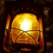 Illuminated lantern — Stock Photo #16490447
