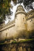 Chateau de pierrefonds — Stock Photo