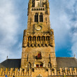 Belfry tower — Stock Photo