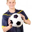 Soccer player — Stock Photo #36421175