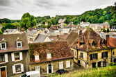 Town in france — Stock Photo