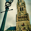 Stock Photo: Belfry tower