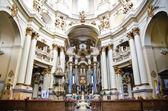 Interno chiesa — Foto Stock
