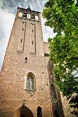 Gothic church — Stock Photo