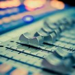 Music mixer — Stock Photo #50638133