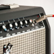 Guitar amplifier — Stock Photo #6318313