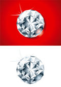 Diamond — Stock Vector