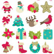 Royalty-Free Stock Vector Image: Christmas decorations
