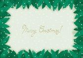 веселого рождества! — Cтоковый вектор