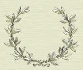 Laurel wreath — Stock Vector