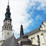 Church in Czestochowa — Stock Photo #11936494