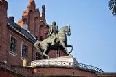 Kościuszko Monument at Wawel — Stock Photo