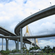 Stock Photo: Bhumibol Bridge
