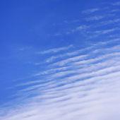 Blue sky — Stock Photo
