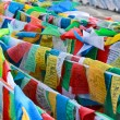 Stock Photo: Buddhist prayer flags