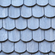 Wood roof — Stock Photo