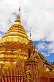 Pra Thad Doi Suthep Temple — Stock Photo