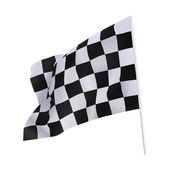 Finish flag — Stock Vector