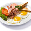 English breakfast - Foto de Stock