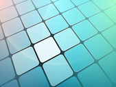 Concept vector square colorful background — Stock Vector
