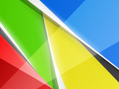 Abstract colorful background for design. — 图库矢量图片