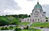 St. Joseph Oratory in Montreal, Canada — Stock Photo