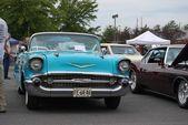 1957 Chevrolet Bel Air Convertible — Stock Photo