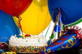 Partij van de verjaardag! — Stockfoto