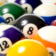 Pool or Billiard Balls — Stock Photo