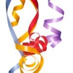 Ribbon Streamers — Stock Photo #13626157