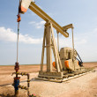 Oil and Gas - Stock Photo