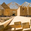 Royalty-Free Stock Photo: New Home Construction