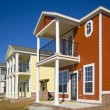 New Homes under Constructions - Stock Photo
