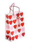 Valentine's Gift Bag — Stock Photo