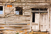 Old, dilapidated building — Stock Photo