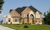 Beautiful Home or House — Stock Photo