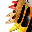 Ladies Shoes — Stockfoto