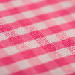 Stock Photo: Pink Gingham Background