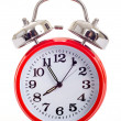 Red alarm Clock — Stock Photo #13632477