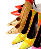 Ladies Shoes — Stock Photo
