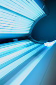 Tanning bed — Stock Photo