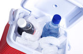 Small Ice Chest — Stock Photo