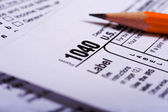 Tax Preparation — Stock Photo