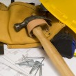 Construction or Handy MObjects — Stock Photo #13642215