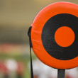 AmericFootball Line Marker — Stock Photo #13642307