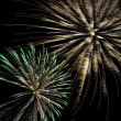 Fireworks Display — Stock Photo #13642404