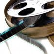 Постер, плакат: Film Strip Reel and Can