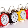 Foto Stock: Alarm Clocks