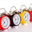 Stock Photo: Alarm Clocks