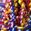 Curly Ribbon Background — Stock Photo